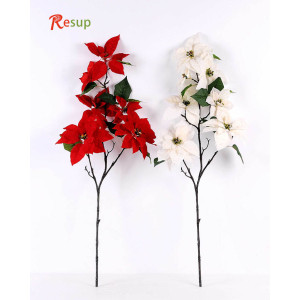 RESUP Artificial Christmas Flower 94cm Tall