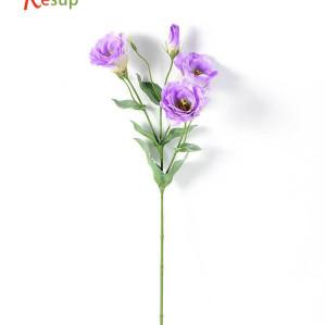 RESUP ARTIFICIAL 3-HEAD BALLOON FLOWER 54cm TALL