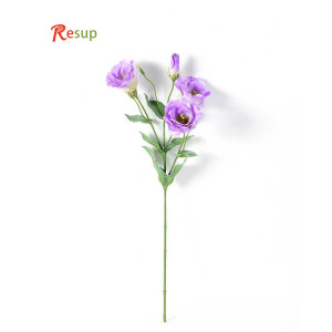 RESUP ARTIFICIAL 3-HEAD BALLOON FLOWER 54cm TALL
