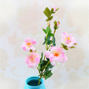RESUP High Quality Artificial Rose For Home and Wedding Decoration 0488 30'' Tall Silk Roses with Stems Wholesale China Factory