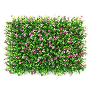 RESUP Artificial Green Wall 40cm*60cm 0542 Artificial Wall China Factory