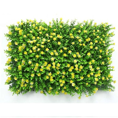 RESUP Artificial Green Wall 40cm*60cm 0543 Artificial Wall Hanging Plant China Factory