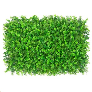 RESUP Artificial Green Wall 50cm*50cm 0545 Artificial Wall Garden China Factory