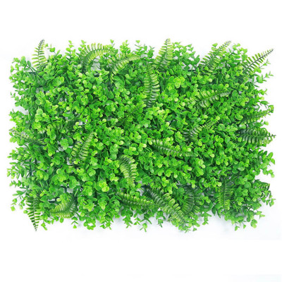 RESUP Artificial Green Wall 40cm*60cm 0549 Green Panel China Factory