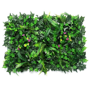 RESUP Artificial Green Wall 40cm*60cm 0548 Plant Wall China Factory