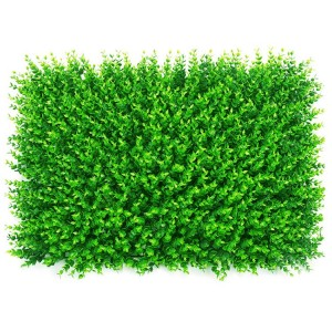 RESUP Artificial Green Wall 40cm*60cm 0552 Wall Decor China Factory