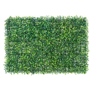 RESUP Artificial Green Wall 40cm*60cm 0553 Green Mat China Factory