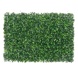 RESUP Artificial Green Wall Panel 40cm*60cm for Wall Decoration 0557 Wall Decor China Factory