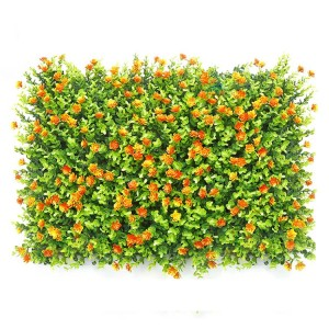 RESUP Artificial Plant Panel 40cm*60cm for Wall Decoration 0558 Vertical Green Wall System China Factory