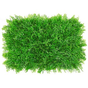 RESUP Artificial Plant Panel 40cm*60cm for Wall Decoration 0559 Vertical Garden Green Wall Blanket China Factory