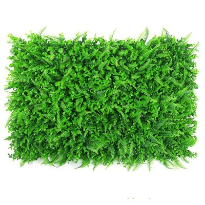 RESUP Artificial Plant Panel 40cm*60cm for Wall Decoration 0560 Green Wall system Vertical Garden China Factory