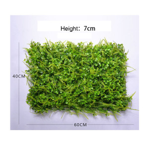 RESUP Artificial Plant Panel 40cm*60cm for Wall Decoration 0567 Jewellery Shop Interior Decoration China Factory
