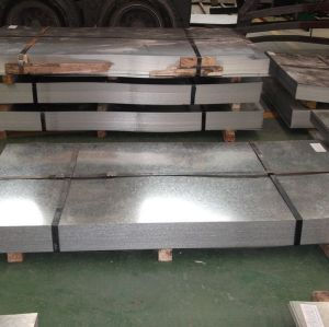 galvanized steel sheet, GI, galvanized steel plate