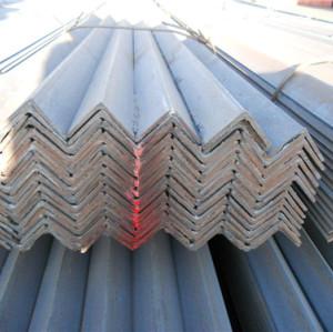 Structural mild steel Angle Iron / Equal Angle Steel / Steel Angle bar Price