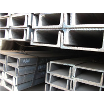 High Quality Construction material U steel channel