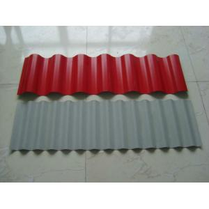Pre-painted corrugated steel sheet/plate