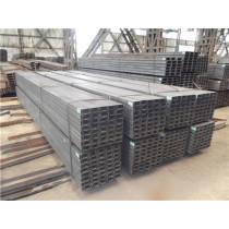 6m mild hot rolled steel u channel
