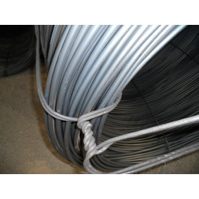 High Tension Alloy Low Carbon Steel Wire Rod