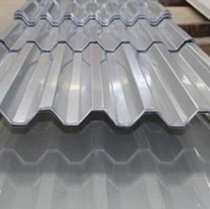 Galvanized steel plate corrugated steel sheet