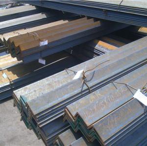 Solid durable ASTM JIS standard angle steel price