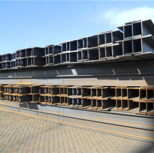 ASTM A36 Hot Rolled Steel Beam Section