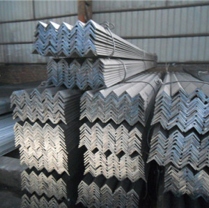Direct factory sale JIS types of steel angle bar 150*75*12.0 with low price