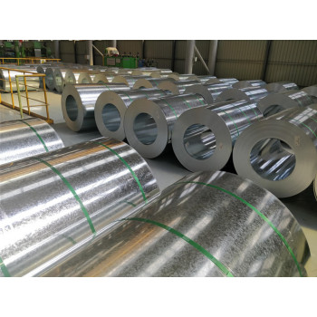 China manufacturer Regular spangle Hot Dipped Galvanized steel coil export to Indonesia