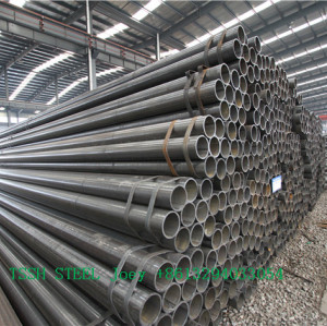Manufacture hot dipped galvanized steel pipe for building