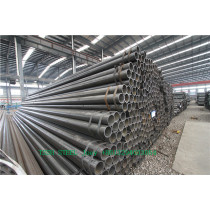 ASTM A53 Gr. B schedule 40 black carbon steel pipe used for oil and gas pipeline