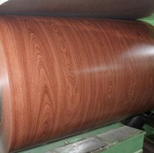 sgcc Pre-painted Galvanized Steel Coil export to Indonesia srilanka