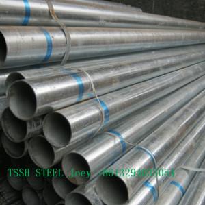 A335 alloy steel tube P1, P2, P5, P9, P11, P12, P21, P22, P91, P9