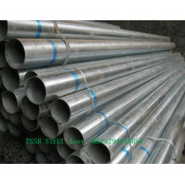 Factory direct supply manufacturer round carbon welded steel tube