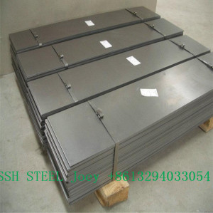Grade A36 hot rolled Q235 Q345 steel plate wholesale / ms steel sheet price