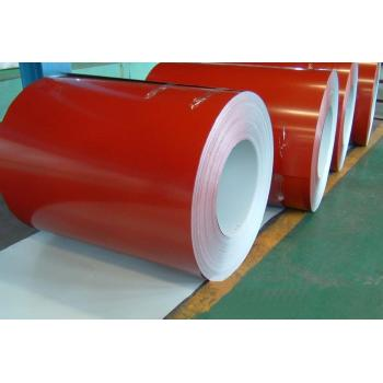 Cold Rolled Galvalume/Galvanized Steel coils prepainted and color coated