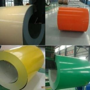 AISI, ASTM, BS, DIN, GB, JIS standard Pre-painted Galvanized Steel Coil export to Dubai