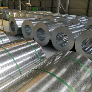 DIN standard stock  prime quality Hot dipped Galvanized steel coil