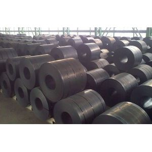 jis standard ss400 grade hot rolled Coil with black shaped or oiled