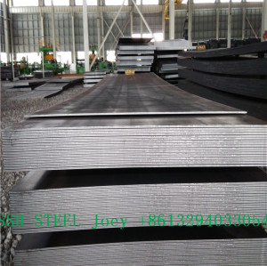 Q235b Hot rolled ms carbon steel plate prime Iron and steel plate / sheet