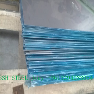 Professional customized dimension high quality SPCC cold rolled coil steel sheets with good price