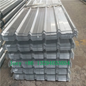 China Manufacture 2018 Hot Products Stoned Corrugated Zinc Aluminum Roofing Sheet
