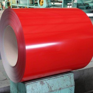 hot sale product in stock Pre-painted Galvanized Steel Coil export to India/Pakistan/Bangladesh