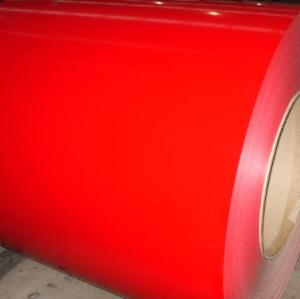 Pre painted, Zinc Aluminum alloy coated AZ 150, 0.47 mm thickness. Choice of colors