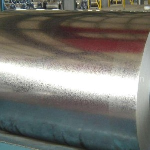 HOT DIPPED ZINC COATED GI STEEL COIL / CONSTRACTION GALVANIZED STEEL COIL FOR ROOFING SHEET METAL