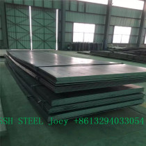 China cold rolled galvanized steel plate