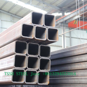 Carbon Steel pipe Square Steel Tube 100mm 100mm for Car Parking Shed
