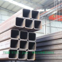 Hollow section steel tube / galvanized recutanglar square pipe / hot sale / best price