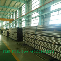 ASTM 201 304 316L 309s welded stainless steel tube manufacturer weight