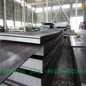 hot rolled boiler and pressure vessel steel plate Q245R