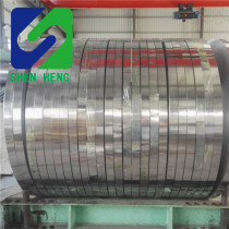 Q195 Q235 hot dipped galvanized steel coil gi strip