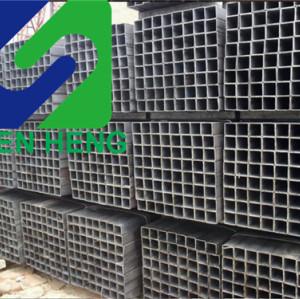 Hot Dipped Pregalvanized Steel Tube